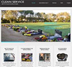 Nettoyage, entretien et rénovation de sépultures