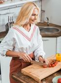 préparation de petits plats
