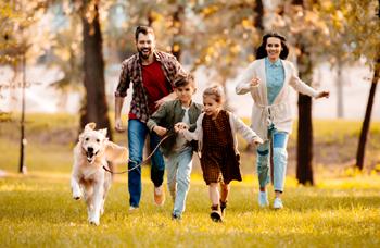 Profitez de votre temps libre en famille